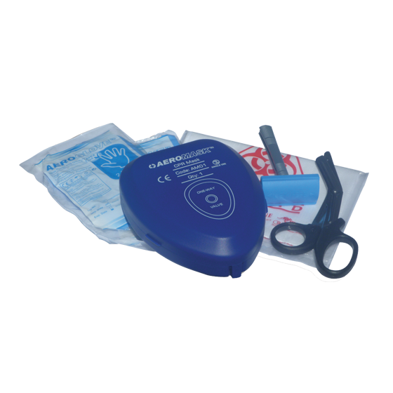 HeartSine AED CPR Preparation Kit