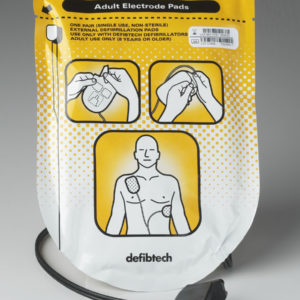Defibtech Adult Electrode Pads