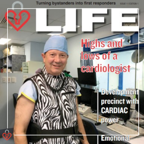 Highs and lows of a cardiologist