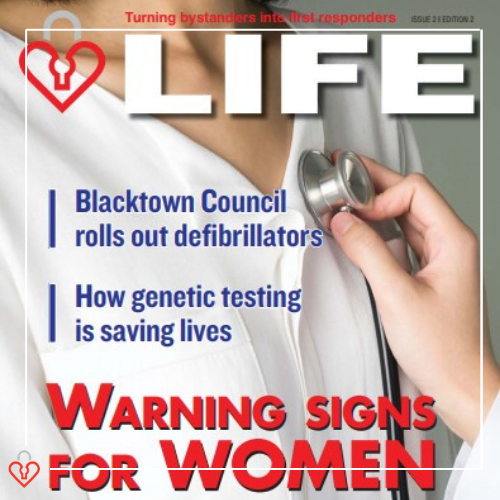 Heart attack Warning Signs for Women
