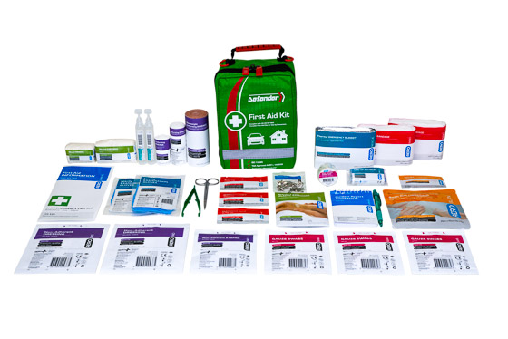 Defender 3 Series First Aid Kit Soft Pack