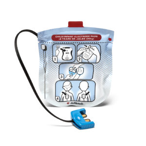 Defibtech Lifeline View Paediatric Pads for Child