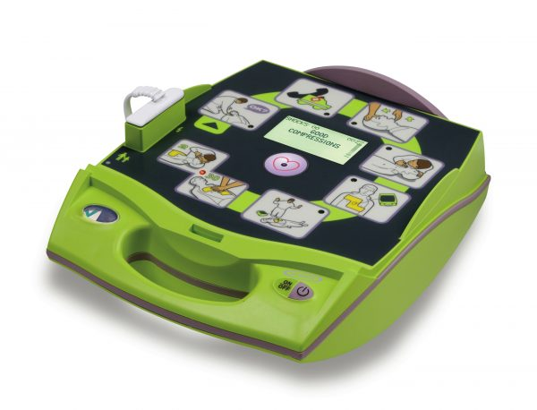 Fully Auto ZOLL AED Plus