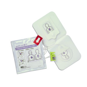 ZOLL AED Plus Defibrillator Child Pads